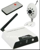 2.4GHz mini wireless camera KIT(WRC810+WCM705)