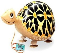 Free Shipping tortoise walking pet balloon 30pcs/lot  CE&EN71 APPROVED