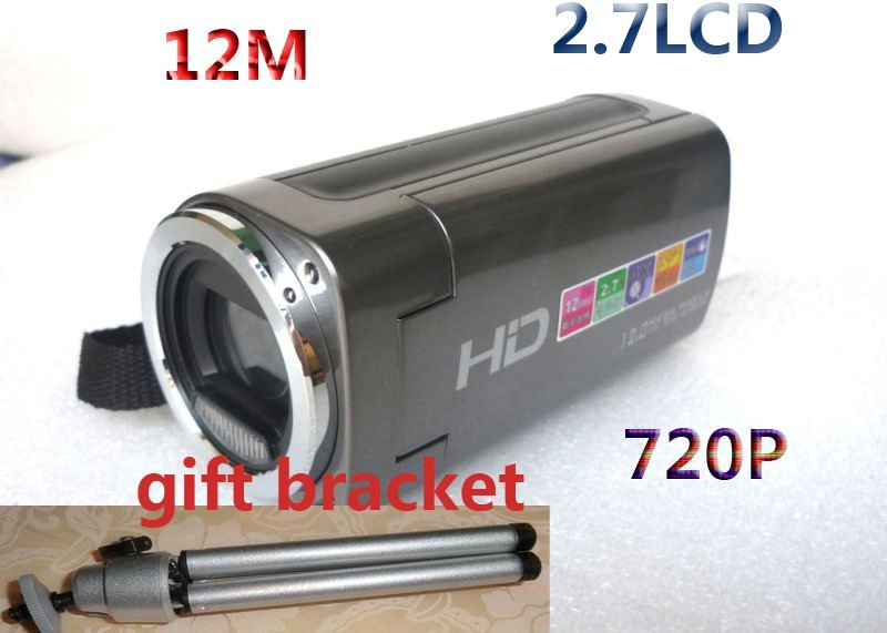 HD 1080P digital video camera 16MP, 3 inch TFT LCD Touch Screen, SDHC Card up to 64 GB, HD-130Z,16XZoom Camcorder Camera DV