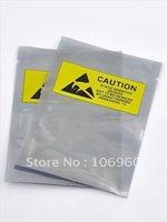 Wholesale Caution Waterproof Anti Static Shielding Bags  7x10cm TTB-12-Free Shipping