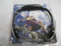 50pcs/lot wholesale Sports MP3 1GB-8GB TF cards Sport  MP3 Sports Mp3 player  DHL freeshipping