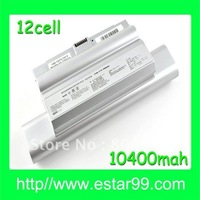 Free Shipping&10400mAH for Sony Battery VGP-BPL8A Vaio FZ VGP-BPS8 BPS8