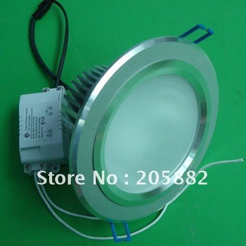 2PCS/Lot Free Shipping Korean LGP SMD3528 Ultra Slim 12W Led Round Panel Light