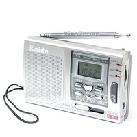 Радио Digital Tuning AM FM SW Shorwave Pocket LCD Radio DSP