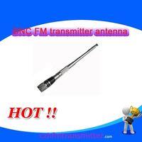 Professional FM Transmitter broadcast short Antenna BNC