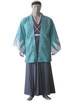 Wholesale Free Shipping Hot Selling Cheapest New Halloween Cosplay Costume CE1707 Hakuoki Toshizo Hijikata II