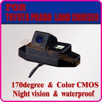 car rear view camera parking monitor reverse system car monitor for TOYOTA PRADO LAND CRUISER 2700 4000 Series  night vision