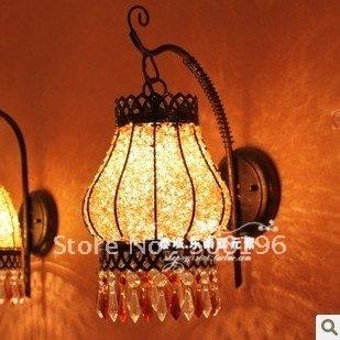 Free shipping crystal   wll lamp MB125