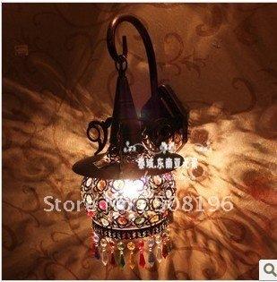Free shipping crystal   wll lamp MB670