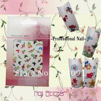 Наклейки для ногтей LS Nail Sticker -2 6 styles available