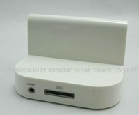 30pcs/lot, charger dock for ipad 1& 2