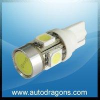 Free shipping!194/W5W/T10 high power auto BULB,SMD LED lamp,car led bulb,194SMD-1H-4W
