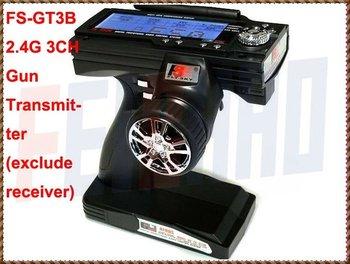 F01815 Flysky FS GT3B FS-GT3B 2.4G 3CH Gun Controller Transmitter No receiver , For RC Car Boat + Free shipping