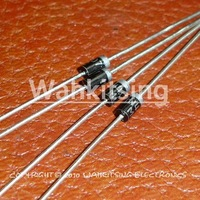 1000 PCS 1N4007 DO-41 IN4007 1.0A 1000V SILICON RECTIFIERS