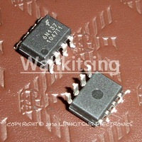 100 PCS  6N137 SMD-8 Single Channel High Speed Optocoupler