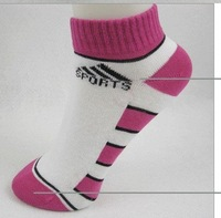Free shipping/2013 new arrival/Good Quality ankle socks/ladies&amp;#39;s socks/cotton socks