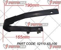 Durable nylon/plastic chain slider(free shipping)