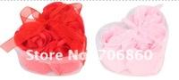 Soap Flower Handmade Soap Rose Petals Romantic Lovely Gift Girls Favorite 10packs(30pcs)/lot