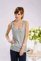 Women dance clothes glint vest  in size : S M L XL