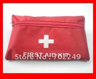2013 NEW Nyloh bag Travel MINI FIRST AID KIT POCKET KIT for gift(China (Mainland))