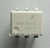 MOC3022  dip6 IC FreeShipping