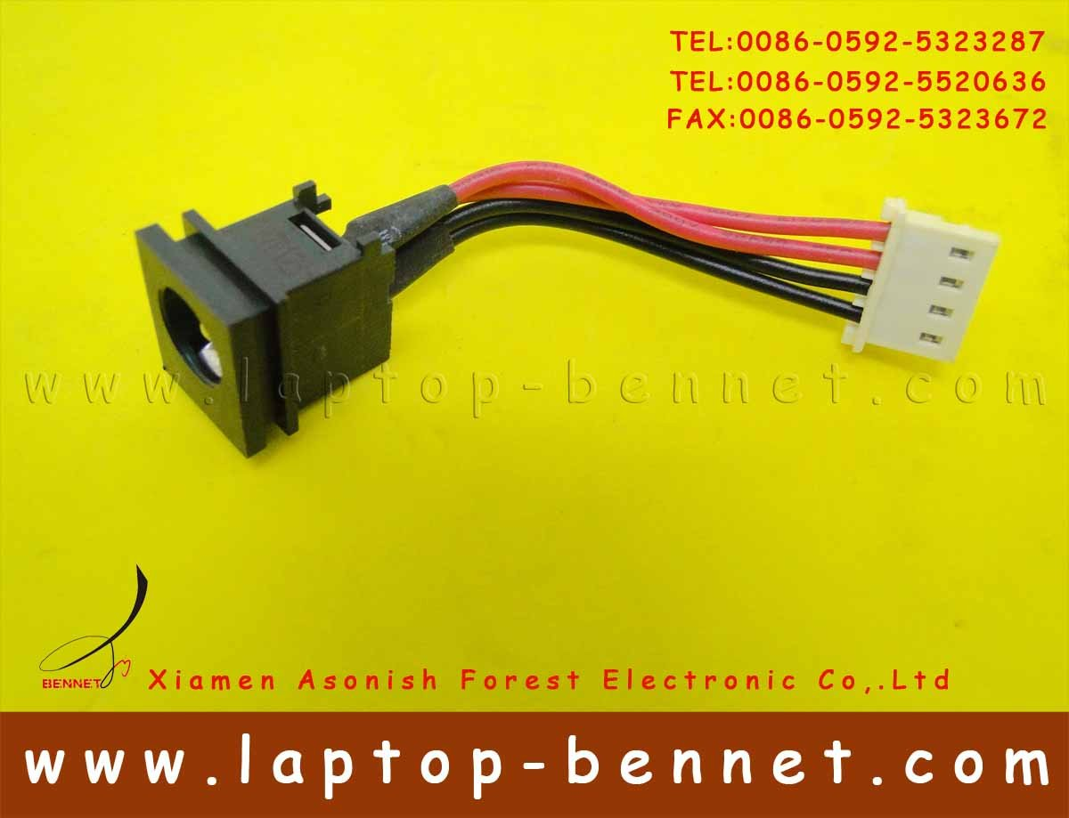 Free shipping For Toshiba Satellite P100 P105 DC Power Jack PJ092 - 2.5mm