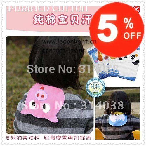 FREE SHIPING 32bags/lot/ 64 pics totally Purified baby towel baby \sweat towEl children \Sweat towel(China (Mainland))