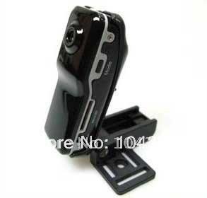 free shipping 5 pcs Mini DV DVR Sports Video Camera MD80 & Mini DV Perfect design 720p