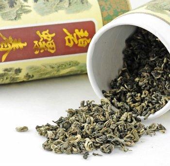 2014 spring green tea,Biluochun tea, Premium Biluochun green tea with the box,100g
