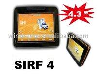 Hottest Selling!!! 4.3 inch GPS Car Navigation System