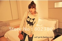 Newest Free Shipping New style Euramerican fashion casual clothing Woman's wear,Fashion Clothing