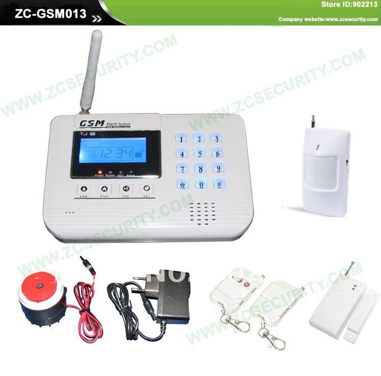 Gsm сигнализация security alarm system описание и настройка.