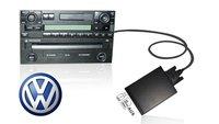 V.W ISO-8Pin USB+SD MP3 Adapter