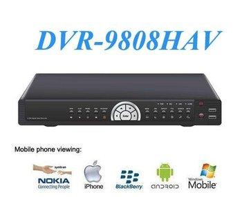 8ch h.264 DVR