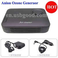 anion ozone generator with UV+activated carbon+photocatalyst+perfume LC-05