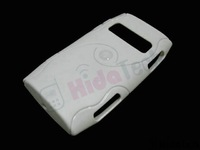 100PCS/lot White Color High Quality Soft Skin TPU Gel Case Cover for Nokia X7 + DHL Free Shipping
