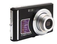 "new style! DC-710 digital camera Max Resolution8.10Mp CMOS Sensor 2X optical zoom 2.7"" TFT LCD"