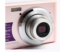 "Brand New 2.7"" TFT LCD 5MP Anti-Shake 3x optical zoom, 4x digital zoom Digital Camera DC-780"