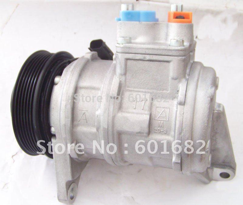 10PA17J compressor 6 Groove for 1996-2000 Dodge Caravan 3.3(China (Mainland))