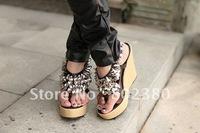wholesale summer sandals,women's sandals.popular sandals 2011,  low-heeled sandals