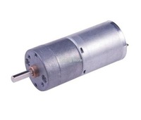 A33A5 12V 10rpm 25mm Mini DC Gear Motor Micro Motor 5pcs/lot