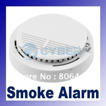 Stable Photoelectric Wireless Smoke Detector for Fire Alarm Sensor Free Shipping