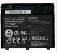 Hot sale 6CELL Replacement Laptop Battery for U40-3S4400-M1H1