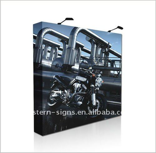 8ft Magnetic Velcro Pop Up Display(China (Mainland))