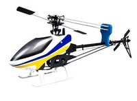 High Quality Metal CNC Carbon 6-CH 450 Pro Kit T-REX 450 Pro RC Helicopter Kit