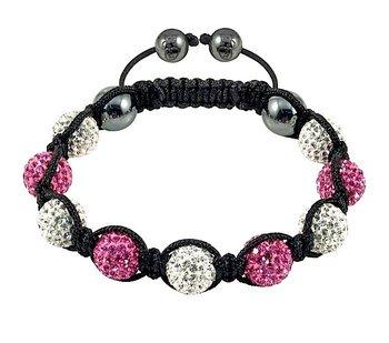 Shamballa jewelry Wholesale, free shipping, New Shamballa Bracelets Micro Pave CZ Disco Ball Bead CJB091
