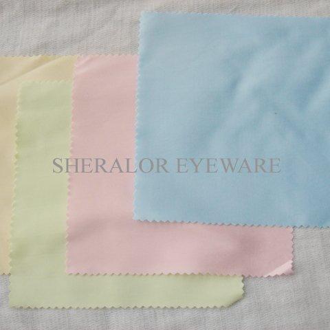 eyeglass lens cleaning cloth, optical eyeglasses lens mopping cloth(China (Mainland))
