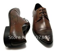 Hot !! 2012 men's dress shoes + free shipping