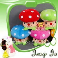 10pcs/Lot New Lovely Cute PP Mushroom Small Stool Seat Cushion Bench
