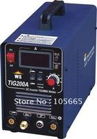 DC Inverter TIG/MMA welding machine TIG200A welder, Free shipping, Wholesale & retail, 2pcs 15% OFF